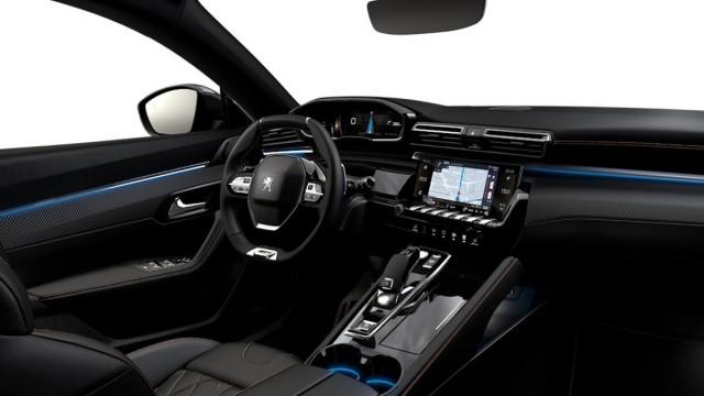 Изображение 3: Peugeot 508 2020 GT-Line 2.0 HDi A8