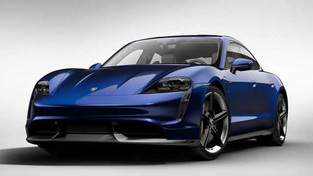 Изображение 1: Porsche Taycan Turbo S 2020