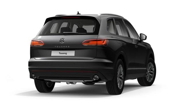 Изображение 3: Volkswagen Touareg 2021 Ambience 3.0 V6 TDI Gold