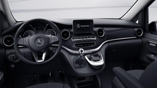 Изображение 2: Mercedes V-Class 2021 V 200 d довгий