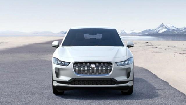 Изображение 5: Jaguar I-Pace 2020 S