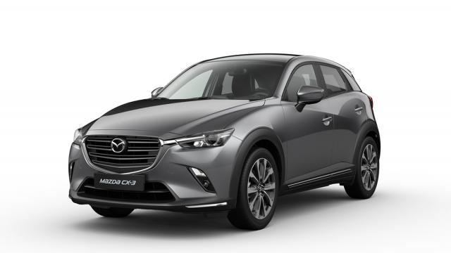 Изображение 1: Mazda CX-3 2020 Touring