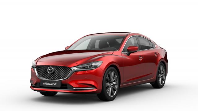 Изображение 1: Mazda Mazda6 2020 Touring