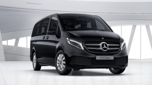 Изображение 1: Mercedes V-Class 2021 V 200 d довгий