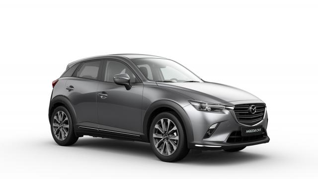 Изображение 5: Mazda CX-3 2020 Touring