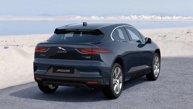 Изображение 5: Jaguar I-Pace 2020 SE