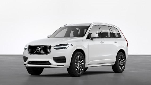 Изображение 1: Volvo XC90 2021 R-Design Expression