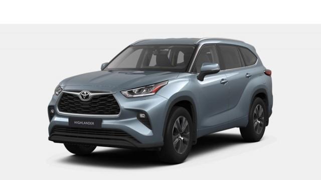 Изображение 1: Toyota Highlander 2021 Premium