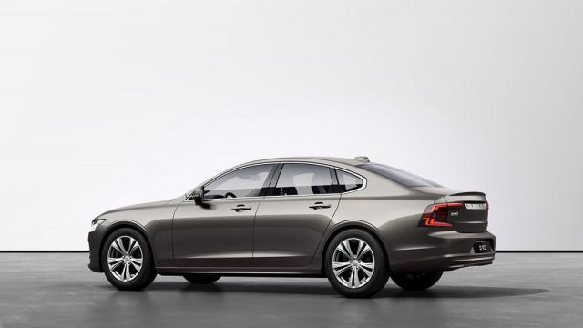 Изображение 5: Volvo S90 2021 Inscription D5 AWD