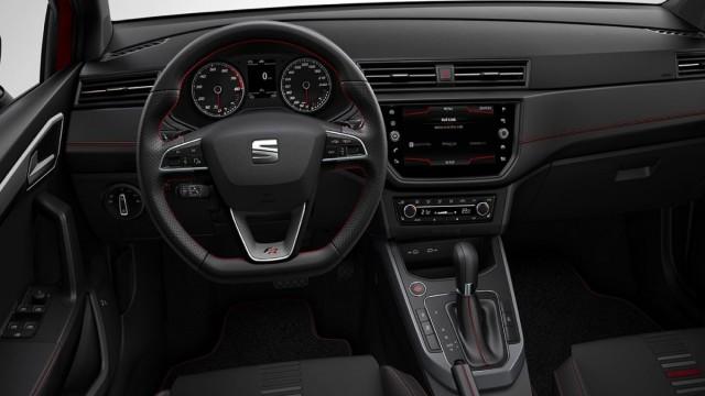 Изображение 2: SEAT Arona 2021 FR Eco TSI DSG