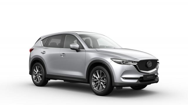 Изображение 5: Mazda CX-5 2020 Black Edition