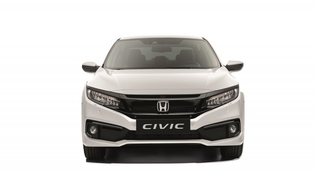 Изображение 1: Honda Civic 4D 2021 Elegance