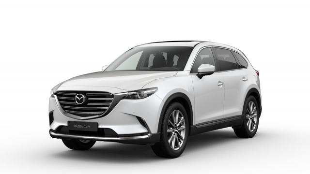 Изображение 1: Mazda CX-9 2020 TOP