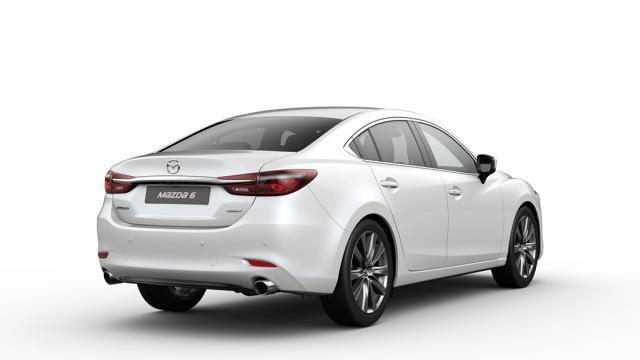 Изображение 3: Mazda Mazda6 2020 Top