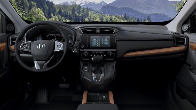 Изображение 2: Honda CR-V Turbo 2021 Prestige
