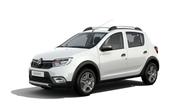 Изображение 1: Renault Sandero Stepway 2021 Life+
