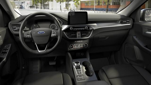 Изображение 2: Ford Kuga 2020 New LUX Pack