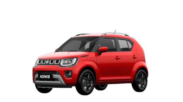 Изображение 1: Suzuki Ignis 2020 Hybrid GLX