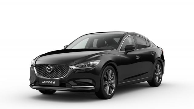 Изображение 1: Mazda Mazda6 2020 ТОР