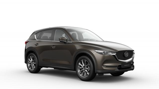 Изображение 5: Mazda CX-5 2020 Touring S 2WD