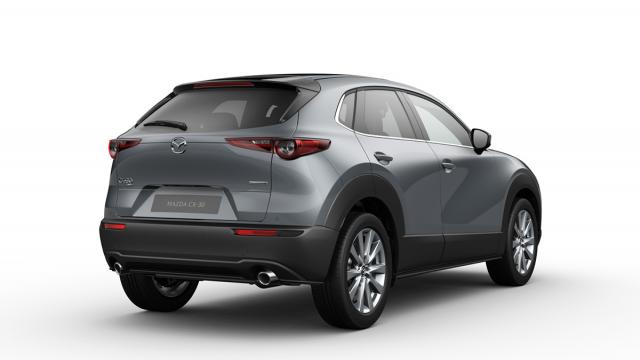 Изображение 3: Mazda CX-30 2020 Premium