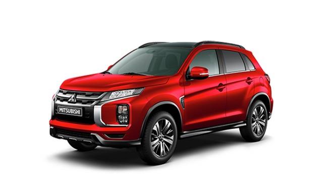 Изображение 1: Mitsubishi ASX 2020 Invite