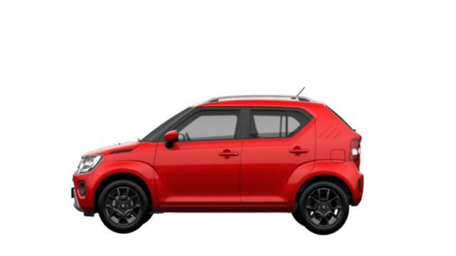 Изображение 3: Suzuki Ignis 2020 Hybrid GLX