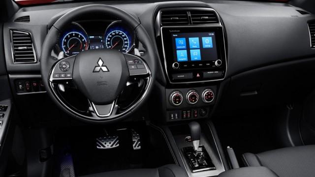 Изображение 2: Mitsubishi ASX 2021 Instyle