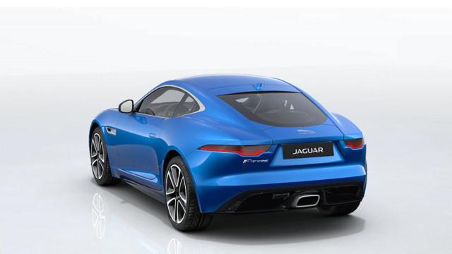 Изображение 5: Jaguar F-Type Coupe 2020 Приклад