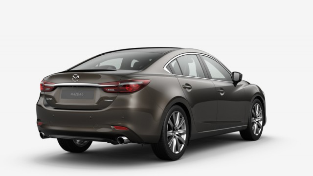 Изображение 3: Mazda Mazda6 2020 2.5L AT Touring+