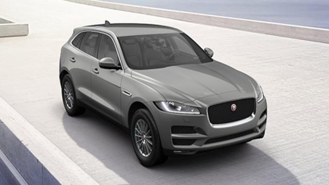 Изображение 1: Jaguar F-Pace 2020 Pure