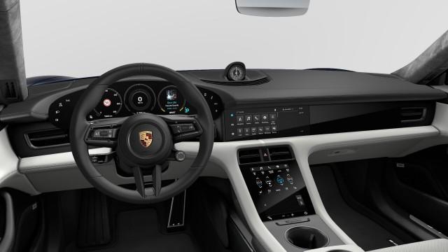 Изображение 3: Porsche Taycan Turbo S 2020