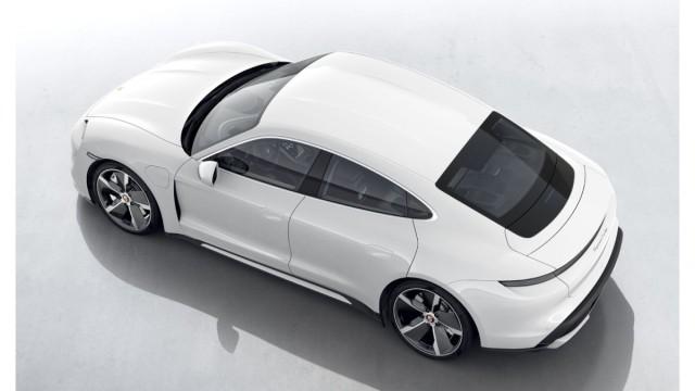 Изображение 5: Porsche Taycan Turbo 2020