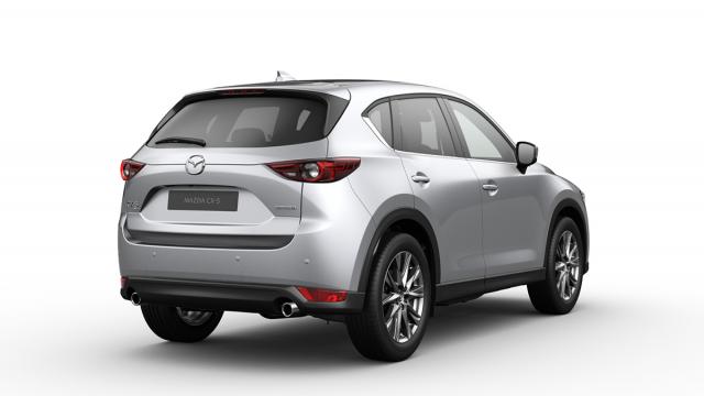 Изображение 3: Mazda CX-5 2020 Black Edition