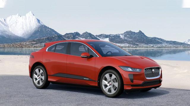 Изображение 1: Jaguar I-Pace 2020 HSE