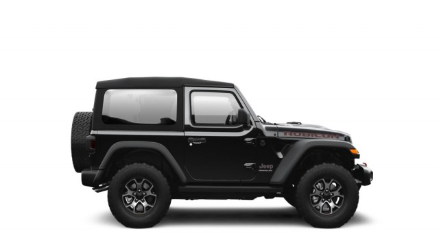 Изображение 4: Jeep Wrangler 2-Door 2021 Unlimited Rubicon