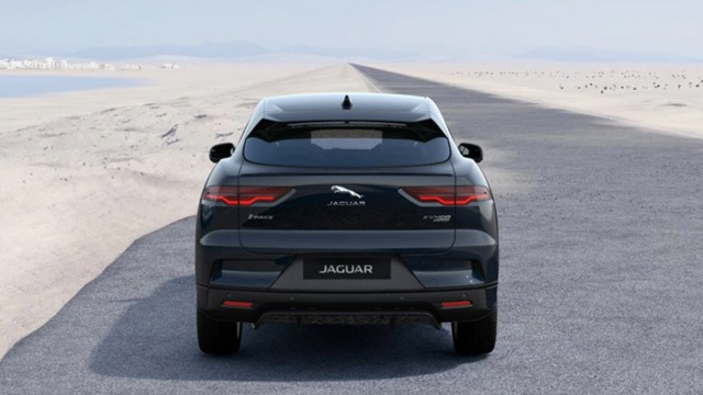 Изображение 5: Jaguar I-Pace 2020 HSE
