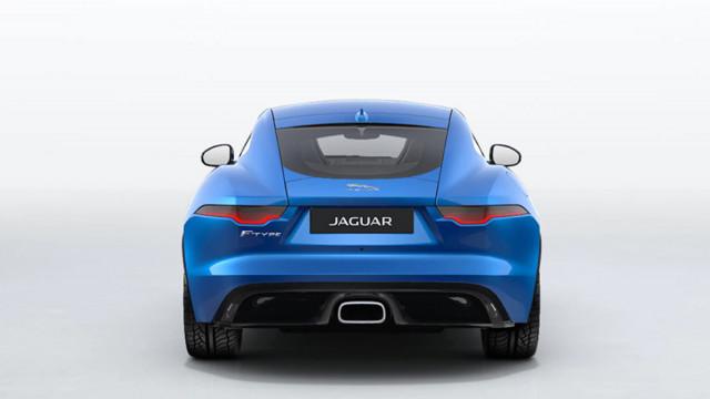Изображение 4: Jaguar F-Type Coupe 2020 Приклад
