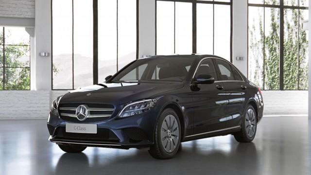 Изображение 1: Mercedes C-Class 2018 200 d