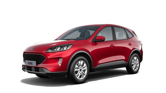 Изображение 1: Ford Kuga 2020 New LUX Pack
