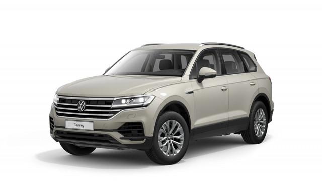 Изображение 1: Volkswagen Touareg 2020 3.0 V6 TFSI Silver