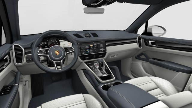 Изображение 3: Porsche Cayenne E-Hybrid 2020