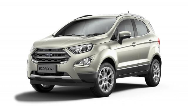 Изображение 1: Ford Ecosport 2020 Приклад