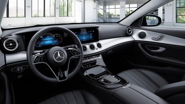 Изображение 4: Mercedes E-Class 2020 220 d 4MATIC AMG Line
