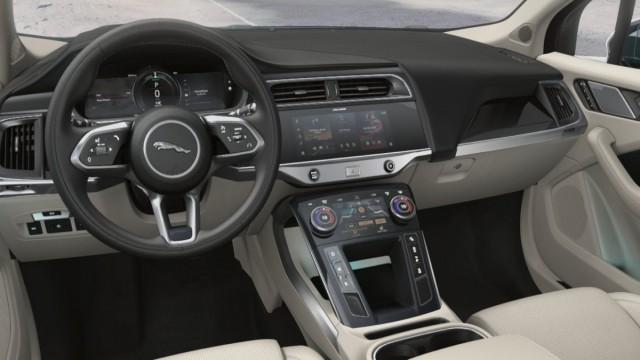 Изображение 2: Jaguar I-Pace 2020 HSE