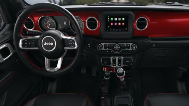 Изображение 2: Jeep Gladiator Rubicon 2021
