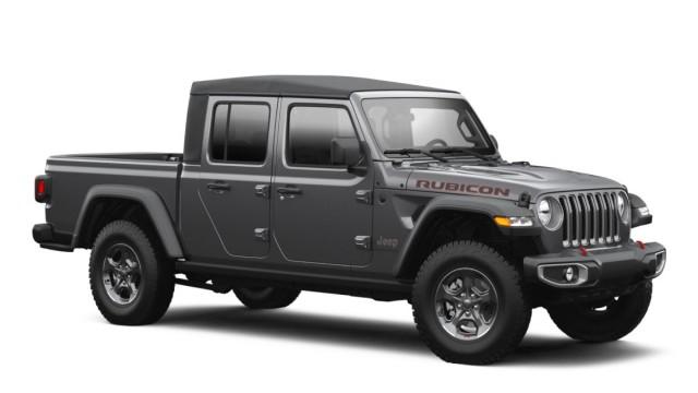 Изображение 1: Jeep Gladiator Rubicon 2021