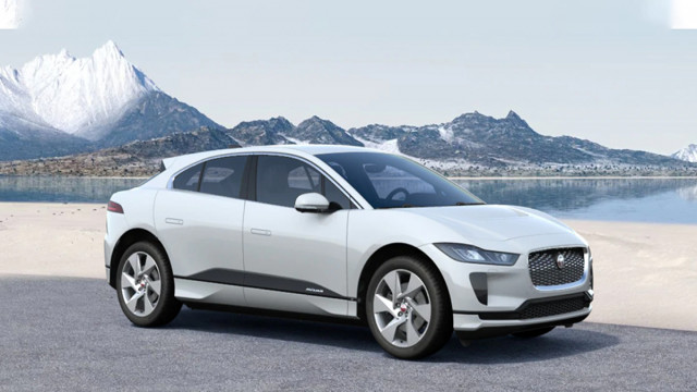 Изображение 1: Jaguar I-Pace 2020 S