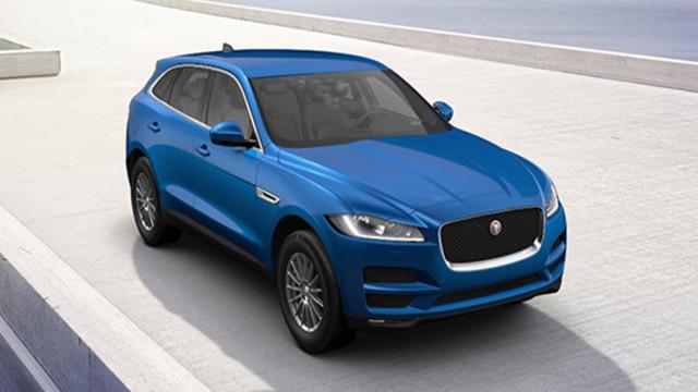 Изображение 1: Jaguar F-Pace 2020 R Sport