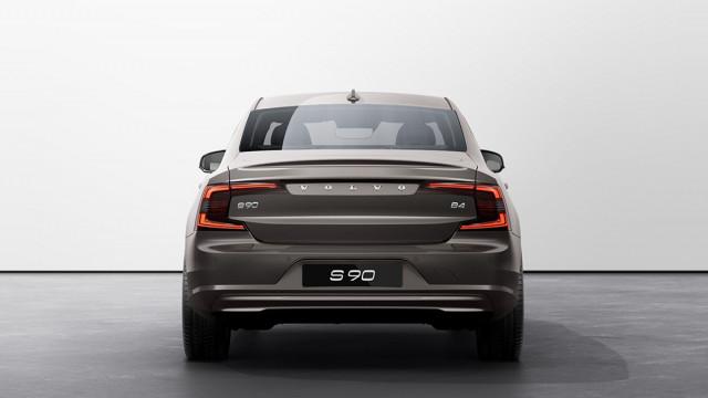 Изображение 4: Volvo S90 2021 Inscription D5 AWD
